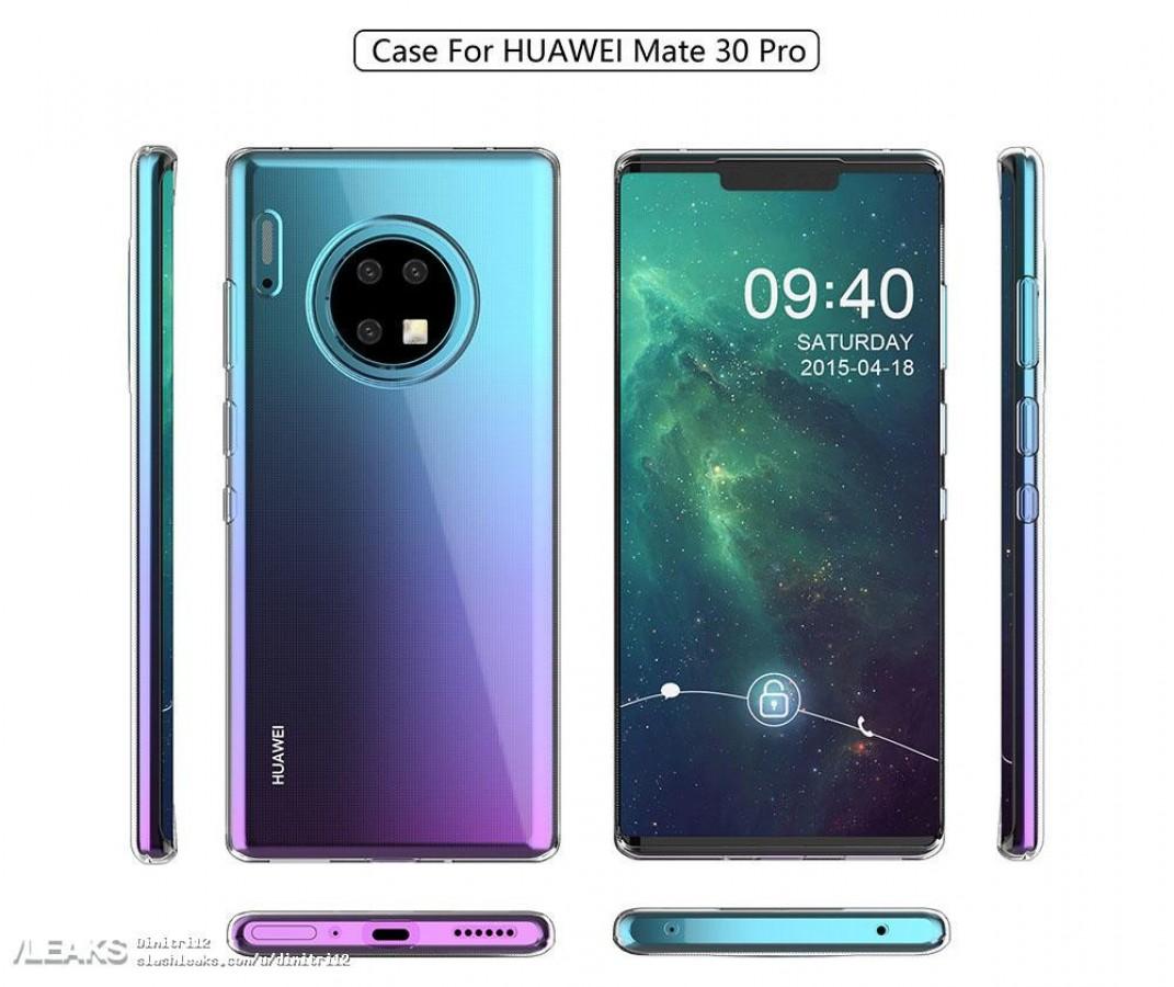 روکیدا | گوشی میت 30 هوآوی 28 شهریورماه رونمایی خواهد شد | هوآوی, گوشی های هوشمند