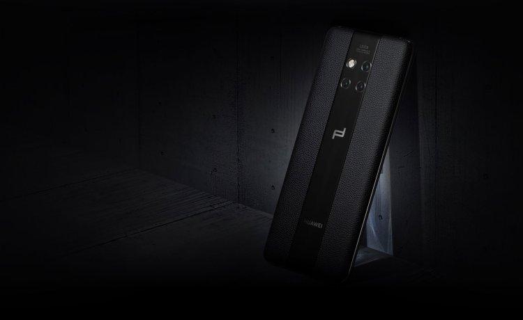 Huawei mate20 rs video