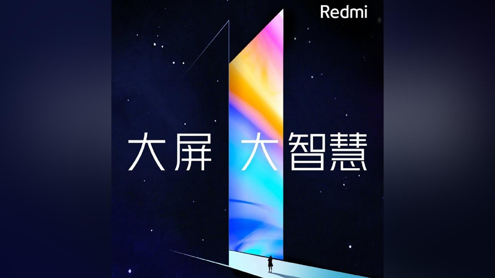 """Redmi TV 70"
