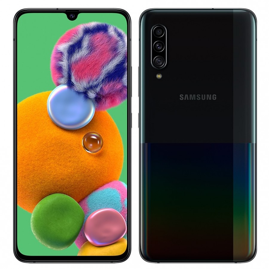 گوشی Galaxy A90 5G سامسونگ رسما معرفی شد؛ اسنپدراگون 855 و دوربین 48 مگاپیکسل