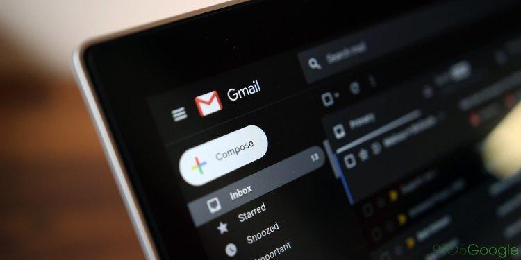 gmail web dark mode 1