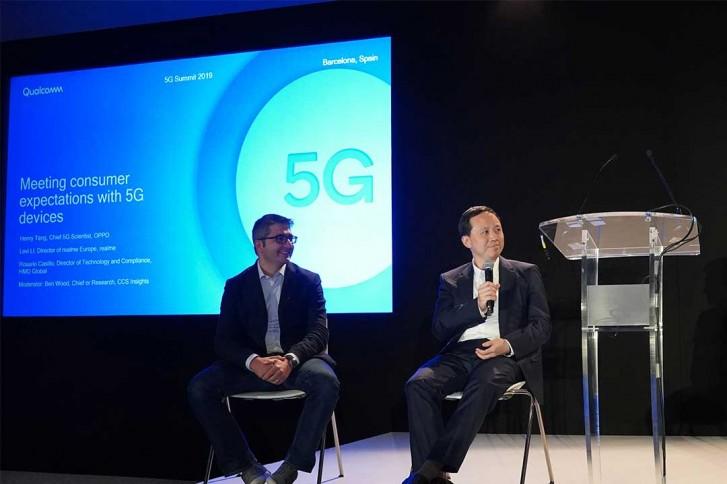 اوپو امسال یک گوشی 5G دو حالته مجهز به چیپست کوآلکام معرفی میکند