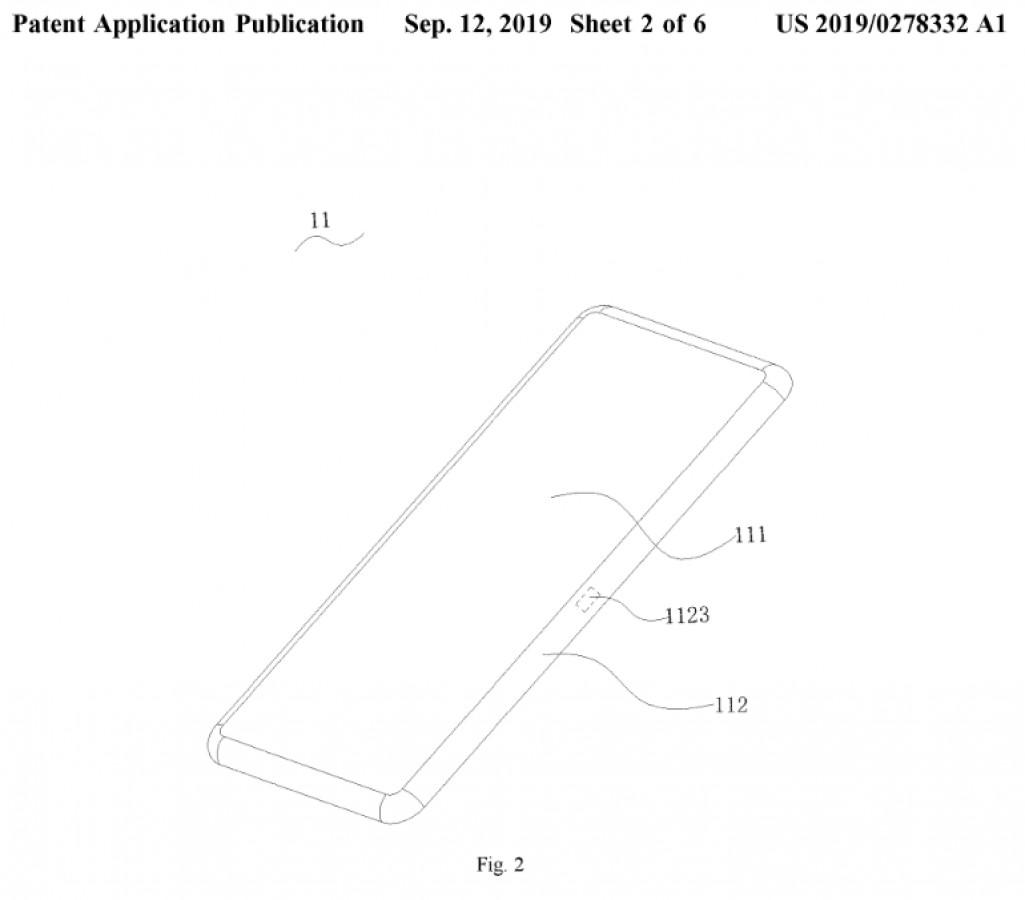 اوپو در حال ساخت حسگرهای اثرانگشت زیر نمایشگر برای پنلهای نمایش «آبشاری سه بعدی» است
