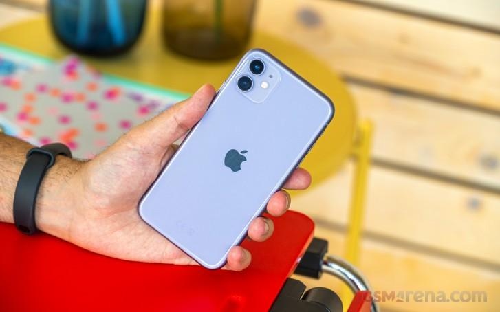اپل حجم تولید گوشی آیفون 11 را زیاد میکند