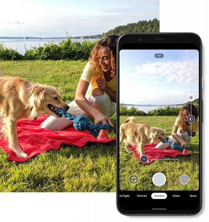 تصاویر مطبوعاتی قابلیت Motion Sense گوشی Pixel 4 گوگل منتشر شدند