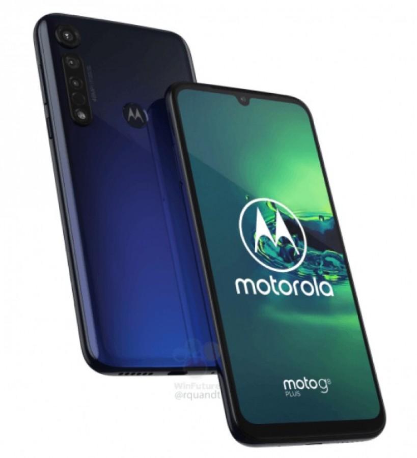 تصاویر گوشی Moto G8 Play موتورولا منتشر شد