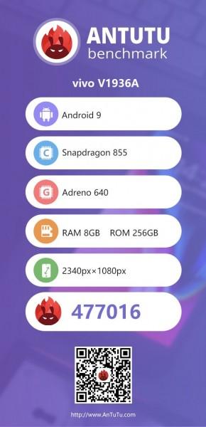 حضور گوشی iQOO Neo Pro در بنچمارک AnTuTu مشخصات کلیدی آن را لو داد