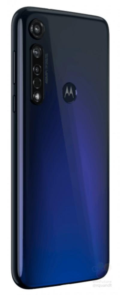 رندرهای گوشی Moto G8 Plus به بیرون درز کرد 3