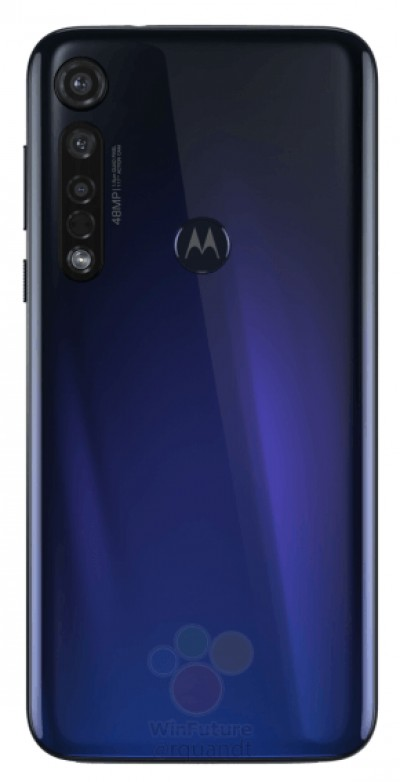 رندرهای گوشی Moto G8 Plus به بیرون درز کرد 4