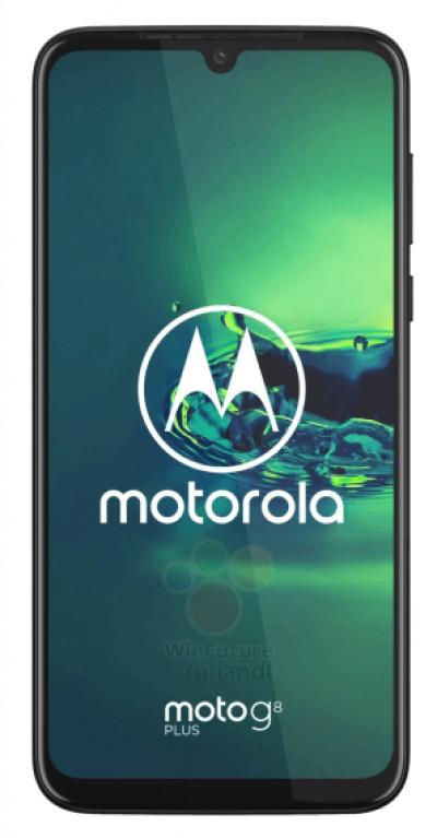 رندرهای گوشی Moto G8 Plus به بیرون درز کرد 5