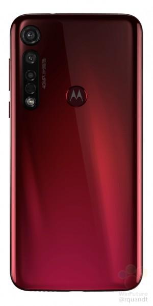 رندرهای گوشی Moto G8 Plus به بیرون درز کرد