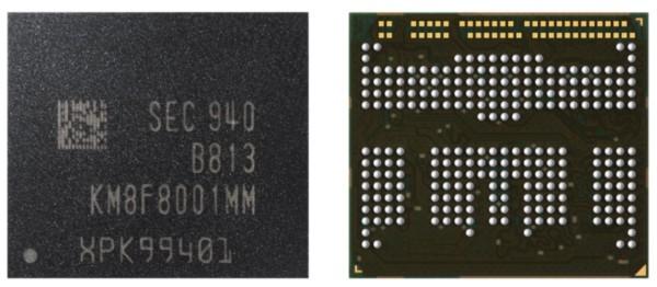 سامسونگ از رم 12 گیگابایت و حافظه UFS 3.0 برای گوشیهای میانرده پرده برداشت 2
