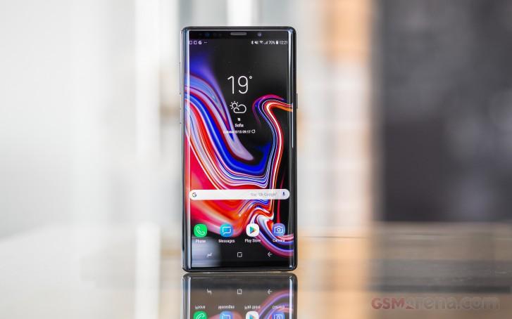 روکیدا - سامسونگ تست اندروید 10 را روی گوشی گلکسی نوت 9 شروع میکند - سامسونگ, سامسونگ گلکسی S, گوشی های هوشمند