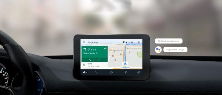 سیستم عامل Android Auto پشتیبانی از ارتباط بیسیم را به چند گوشی گلکسی سامسونگ اضافه میکند