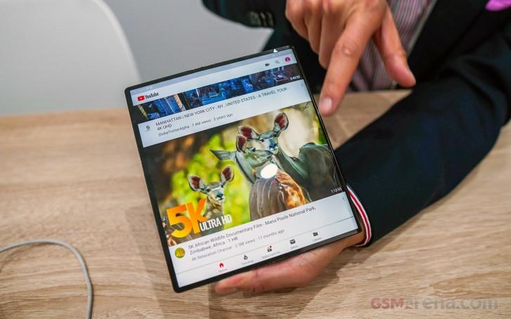 روکیدا - فروش گوشی میت ایکس هوآوی از اواخر اکتبر شروع میشود - هوآوی, گوشی های هوشمند