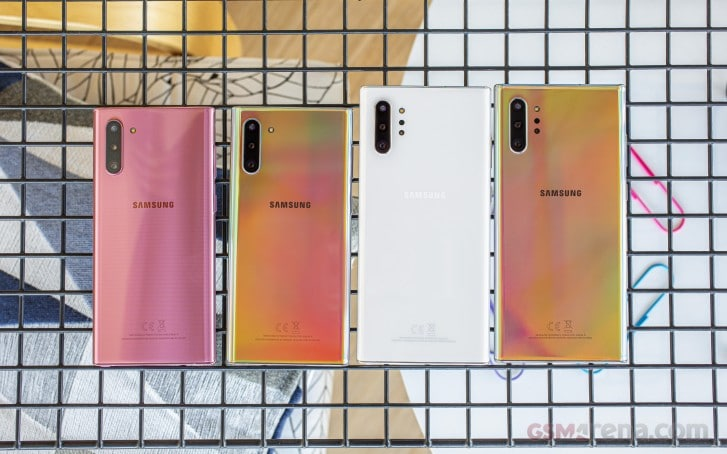 نسخه ارزانتر گلکسی نوت 10 سامسونگ Galaxy Note 10 Lite نام دارد