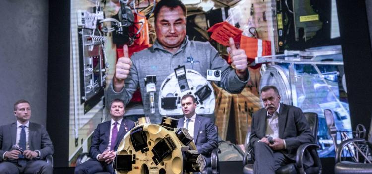 گوشت پرینت سه بعدی فضانوردان