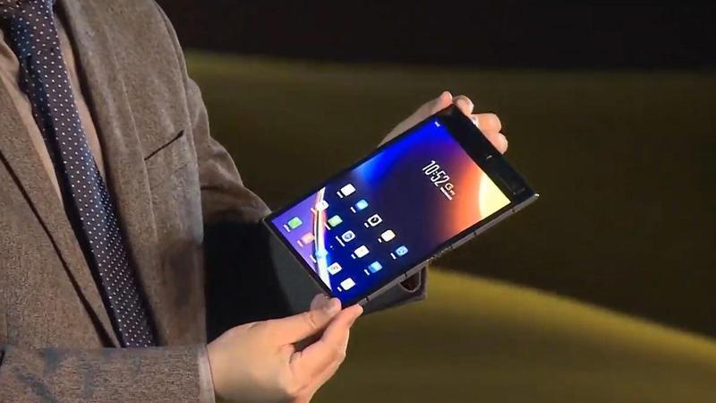 گوشی تاشو Flexpai 2 معرفی شد؛ یک گام به جلو اساسی