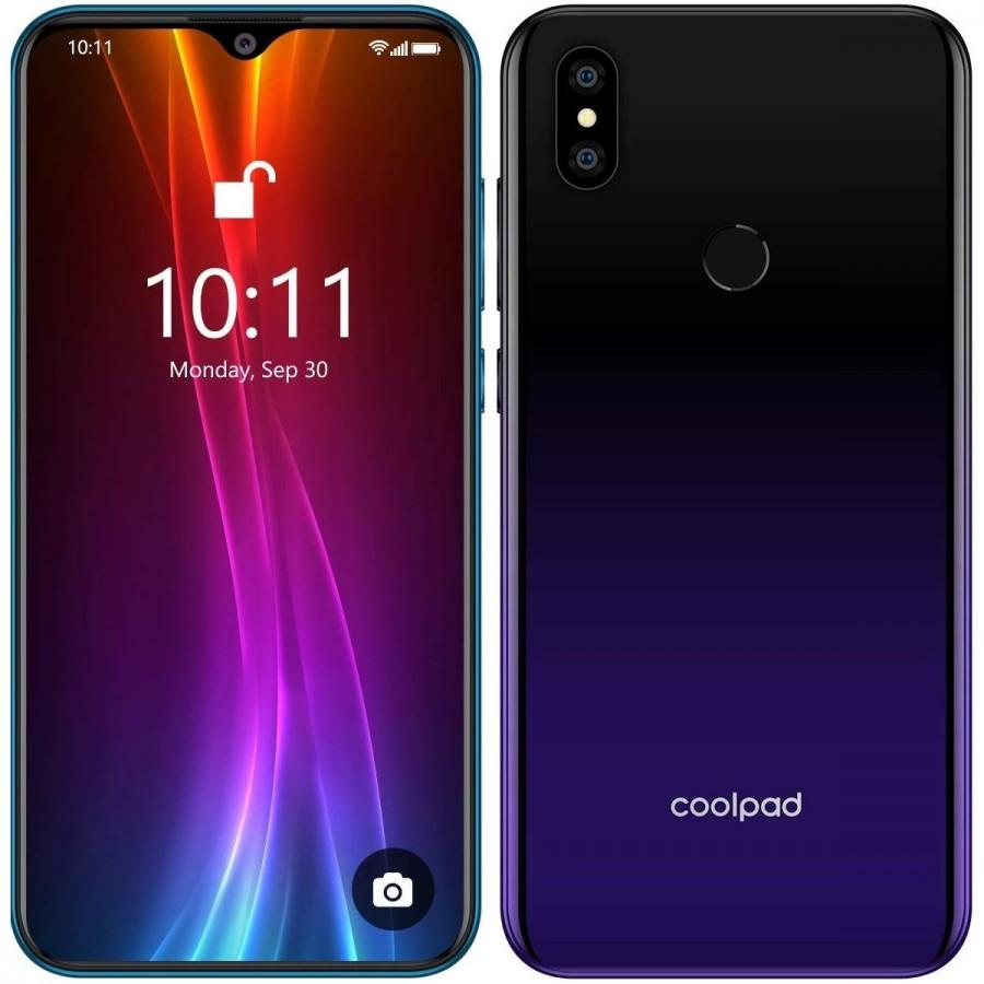 گوشی Coolpad Cool 5 با نمایشگر 6.22 اینچ و باتری 4000 میلیآمپر ساعت معرفی شد