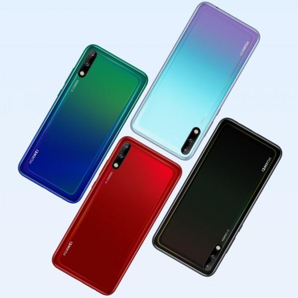 گوشی Huawei Enjoy 10 رسما معرفی شد؛ نمایشگر حفرهای و چیپست کرین 710F