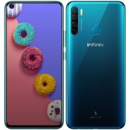 گوشی Infinix S5 معرفی شد؛ نمایشگر حفرهای و دوربین چهارگانه