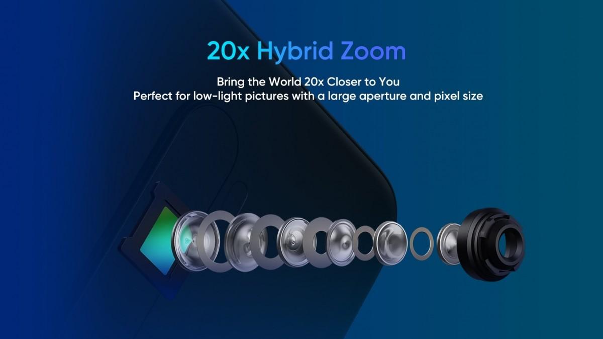 گوشی Realme X2 Pro با چیپست اسنپدراگون 855 پلاس و دوربین با زوم هیبرید 20 برابر در راه است 5
