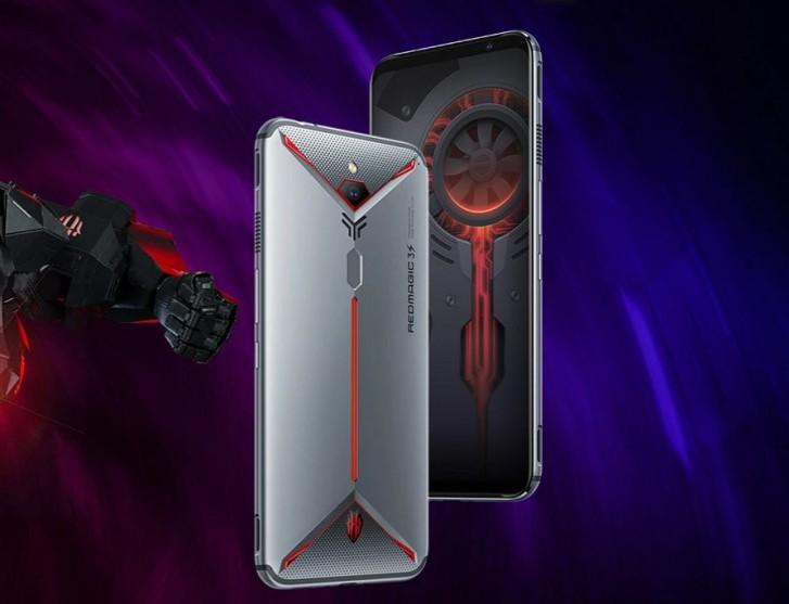گوشی nubia Red Magic 3s در تاریخ 16 اکتبر وارد بازار جهانی میشود