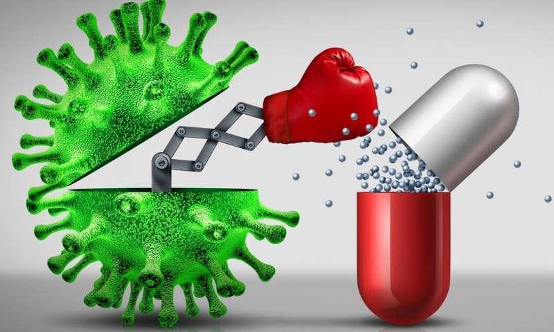2 antibioticre