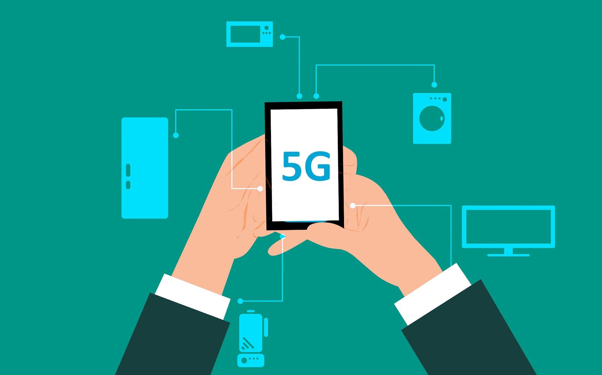 کاربرد اصلی شبکههای ۵G بازیها و فیلمهای غوطهوری واقعیت مجازی خواهد بود