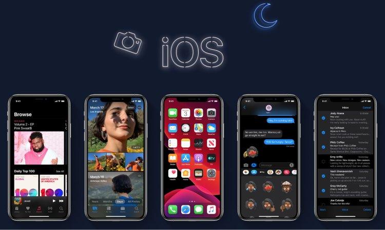 iOS 13 1