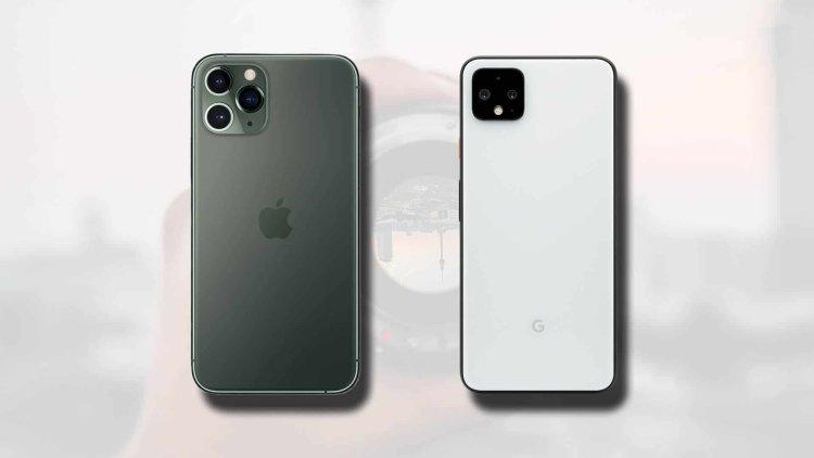 iPhone 11 Pro vs Pixel 4 camera comparison