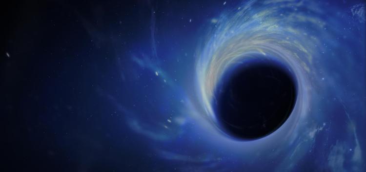 ابر سیاهچاله فرار ستاره