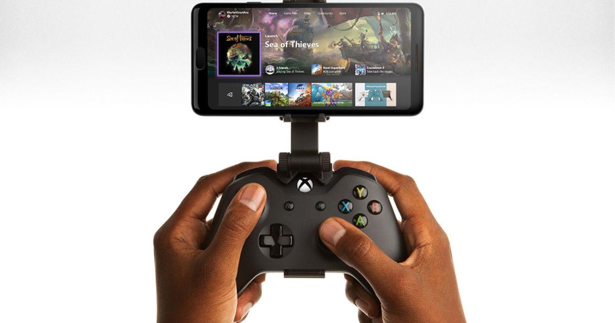 امکان استریم بازیهای ایکسباکس روی گوشیهای اندرویدی فراهم شد