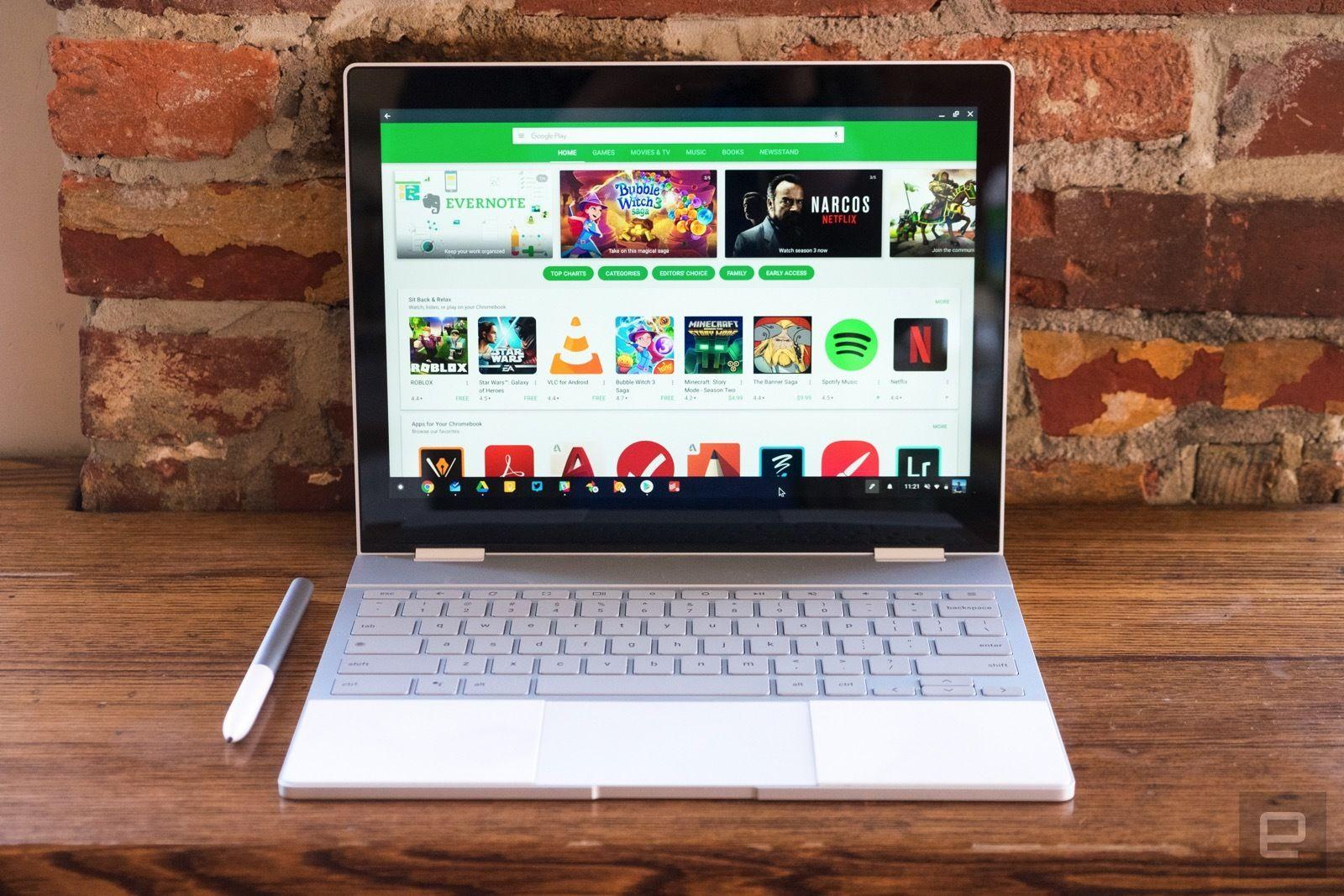 بررسی و نقد تخصصی لپتاپ Pixelbook Go گوگل: کارکرد برتر از فرم