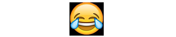 خنده و اشک شادی
