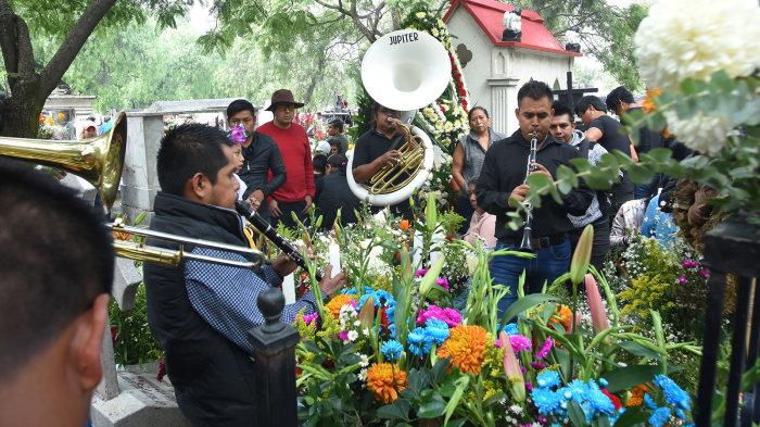 ده حقیقت زنده در مورد روز مردگان مکزیک