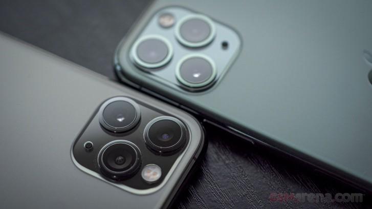 دوربین گوشی آیفون 11 پرو مکس به خوبی Mi CC9 Pro شیائومی نیست