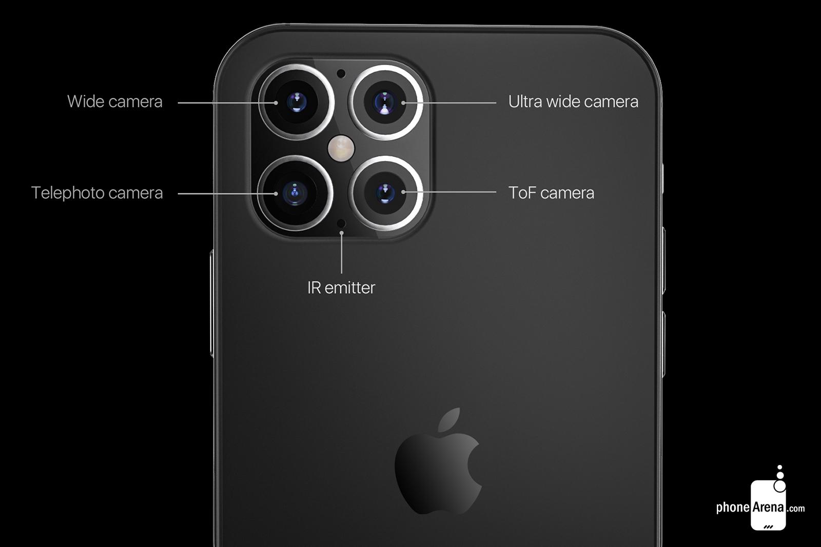 طراحی آیفون 12 در مقایسه با تمامی آیفونها متفاوتتر خواهد بود