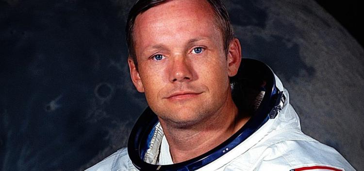 نیل آرمسترانگ فضانورد ناسا