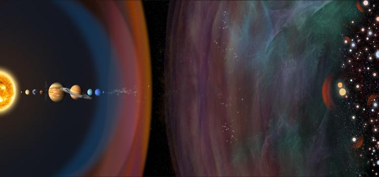 کاوشگر ناسا بین ستاره ای