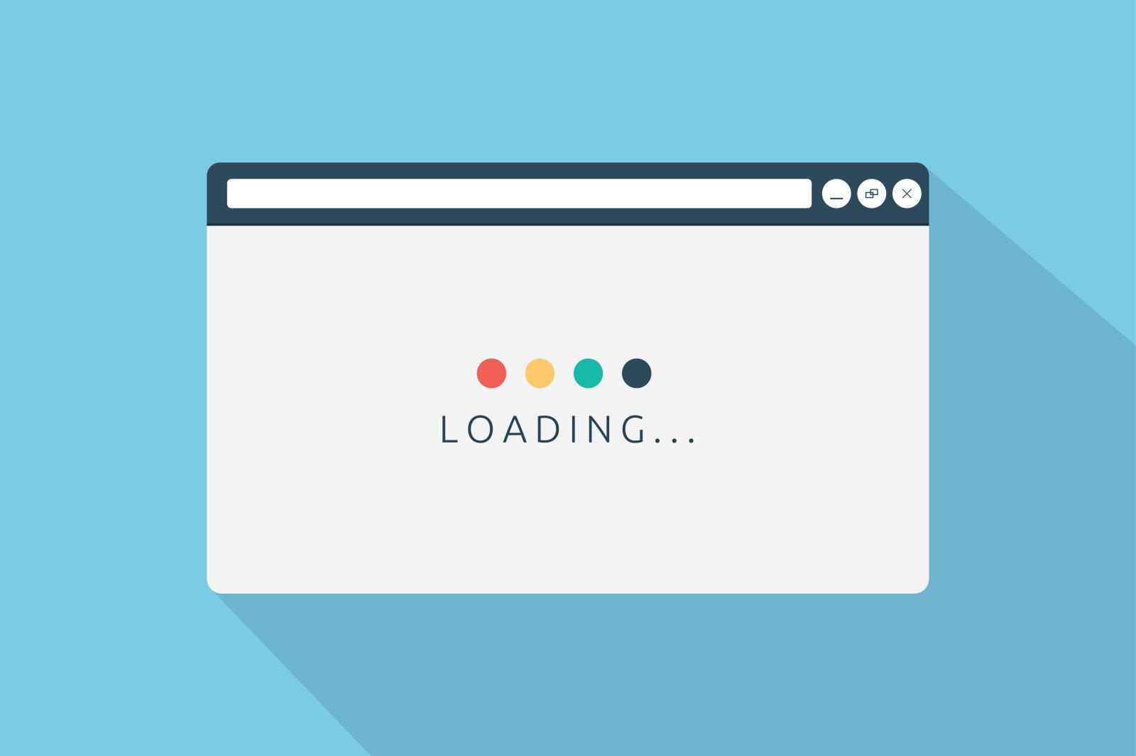 کروم سایتهای با سرعت بارگذاری آهسته را علامتگذاری میکند 1