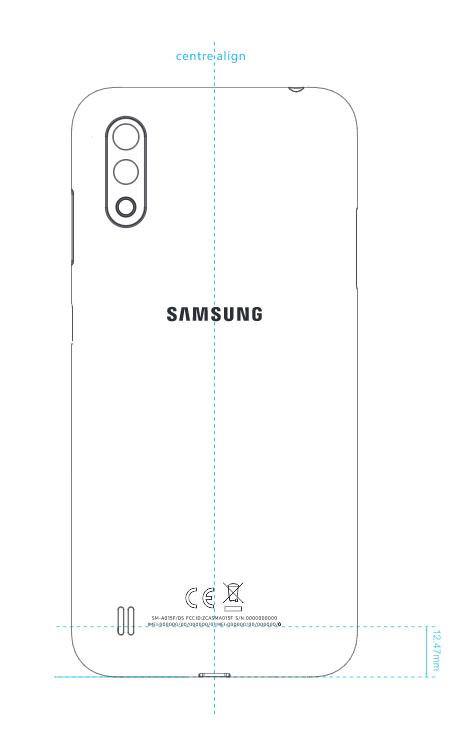 گوشی گلکسی A01 سامسونگ مجهز FCC را دریافت کرد