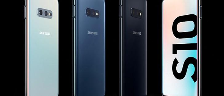 گوشی Galaxy S10 Lite سامسونگ یک باتری 4370 میلیآمپر ساعت خواهد داشت