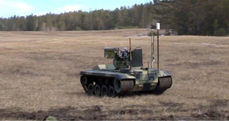 تانکهای رباتیک فضای جنگها را متحول میکنند؟