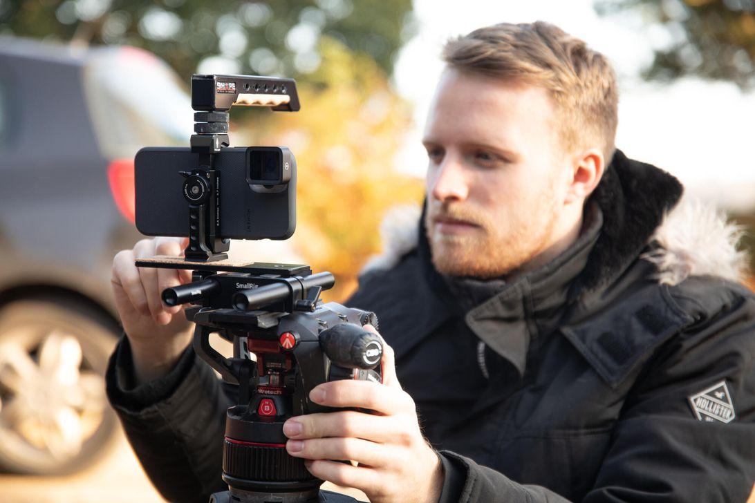 گوشی آیفون 11 پرو میتواند جای یک دوربین فیلمبرداری حرفهای را بگیرد؟ 1