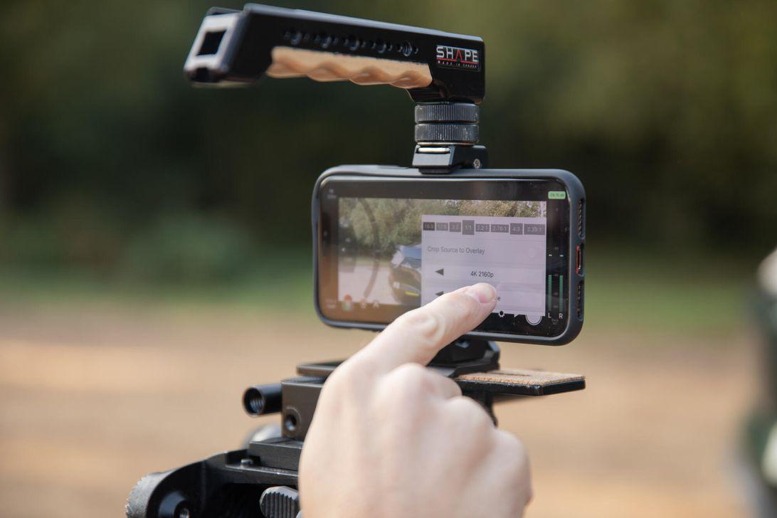 گوشی آیفون 11 پرو میتواند جای یک دوربین فیلمبرداری حرفهای را بگیرد؟ 2