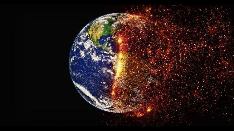 انسان فضا را نابود خواهد کرد 1