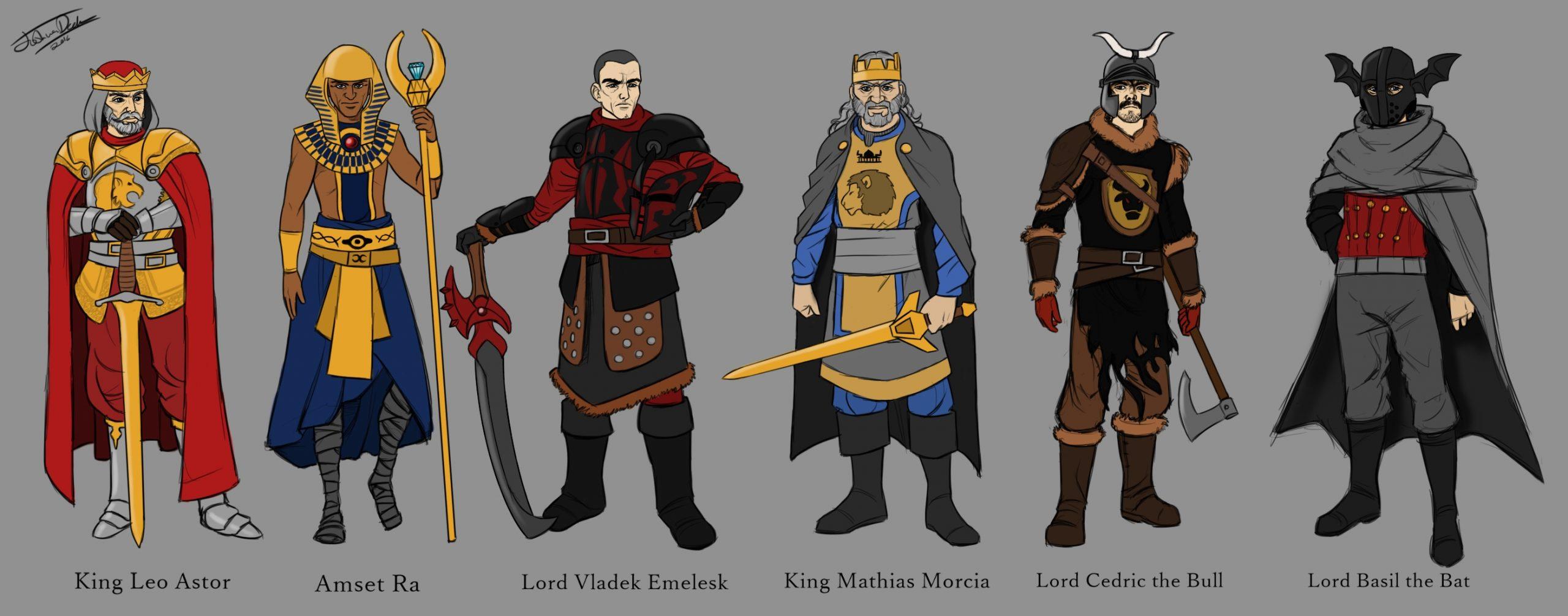 چه کسی اولین پادشاه دنیا بود؟