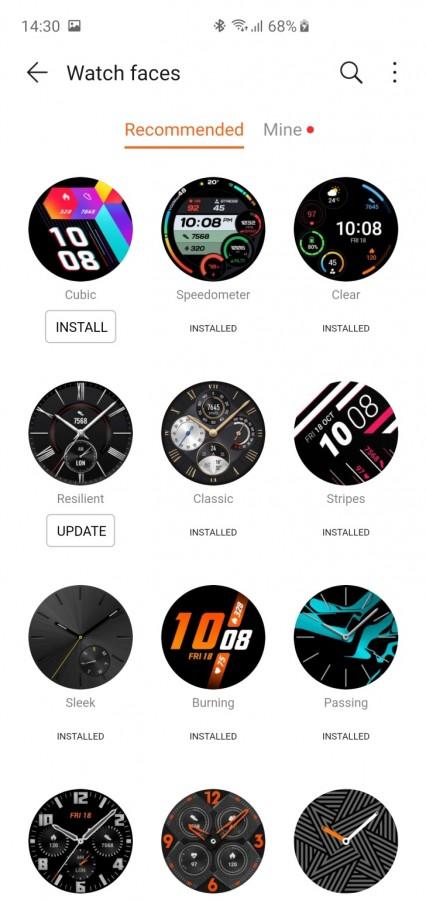 روکیدا - بررسی و نقد ساعت هوشمند Watch GT 2 هوآوی - نقد و بررسی گوشی موبایل, هوآوی