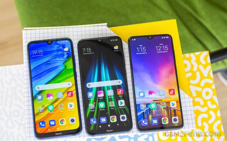 نقد و بررسی گوشی Redmi Note 8T شیائومی
